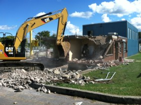 DEMOLITION & SITEWORK